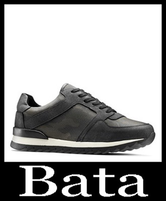Shoes Bata 2018 2019 Men's New Arrivals Fall Winter 24