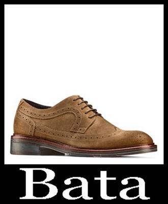 Shoes Bata 2018 2019 Men's New Arrivals Fall Winter 29