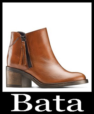 Shoes Bata 2018 2019 Women's New Arrivals Winter 15