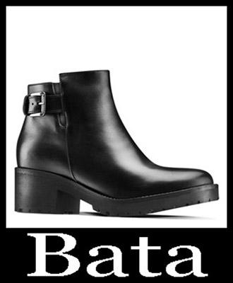 Shoes Bata 2018 2019 Women's New Arrivals Winter 17