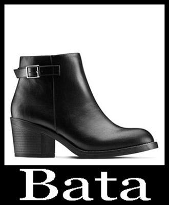 Shoes Bata 2018 2019 Women's New Arrivals Winter 18