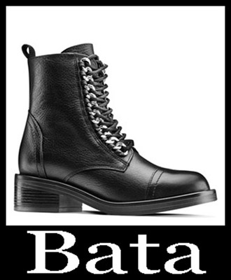 Shoes Bata 2018 2019 Women's New Arrivals Winter 20