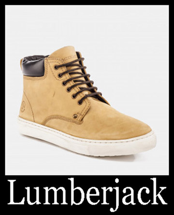 Shoes Lumberjack 2018 2019 Men's New Arrivals Look 30