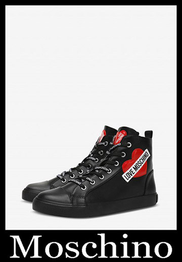 Shoes Moschino 2018 2019 Women's New Arrivals Look 1