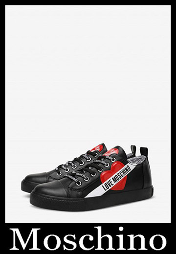 Shoes Moschino 2018 2019 Women's New Arrivals Look 15