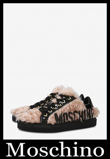 Shoes Moschino 2018 2019 Women's New Arrivals Look 21