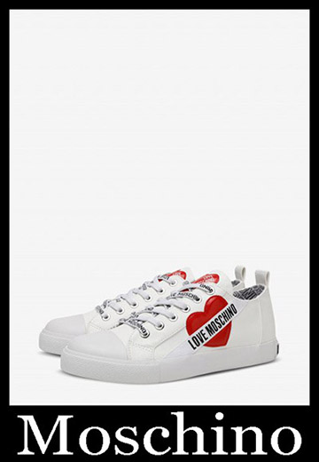 Shoes Moschino 2018 2019 Women's New Arrivals Look 26