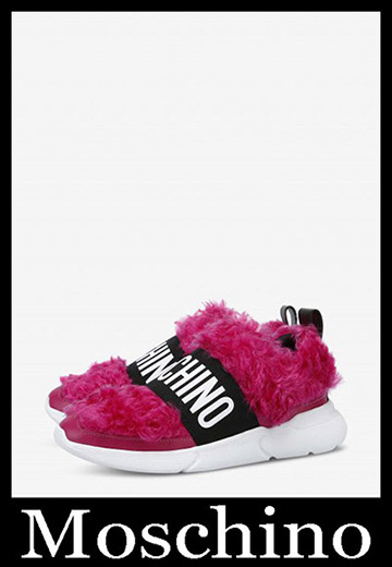 Shoes Moschino 2018 2019 Women's New Arrivals Look 28