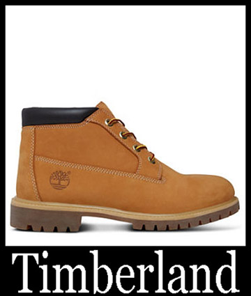 Shoes Timberland 2018 2019 Men's New Arrivals Look 15