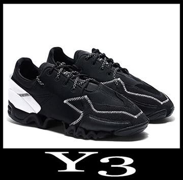 Sneakers Y3 2018 2019 Men's New Arrivals Fall Winter 14
