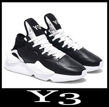 Sneakers Y3 2018 2019 Men's New Arrivals Fall Winter 18