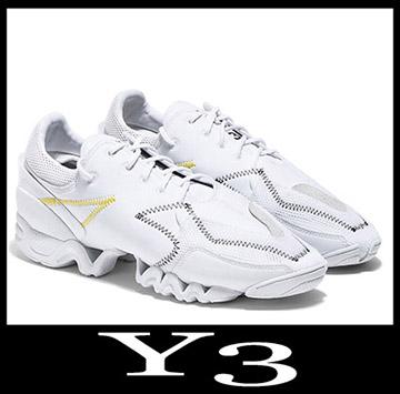 Sneakers Y3 2018 2019 Men's New Arrivals Fall Winter 19