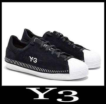 Sneakers Y3 2018 2019 Men's New Arrivals Fall Winter 21