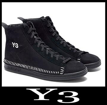 Sneakers Y3 2018 2019 Men's New Arrivals Fall Winter 24