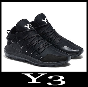 Sneakers Y3 2018 2019 Men's New Arrivals Fall Winter 3