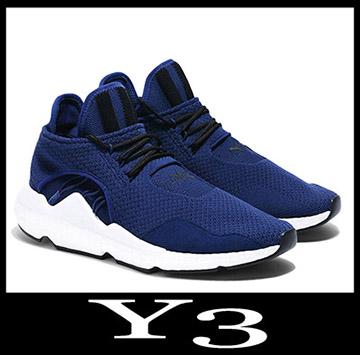 Sneakers Y3 2018 2019 Men's New Arrivals Fall Winter 30