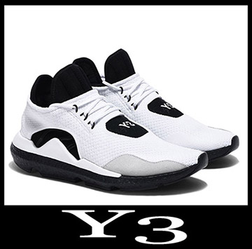 Sneakers Y3 2018 2019 Men's New Arrivals Fall Winter 33