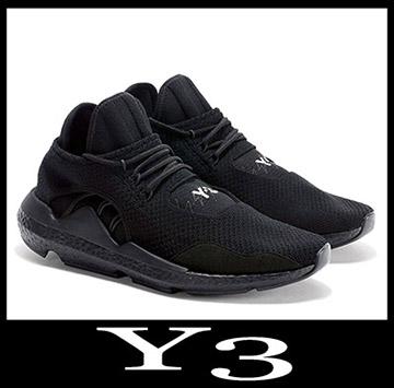 Sneakers Y3 2018 2019 Men's New Arrivals Fall Winter 34