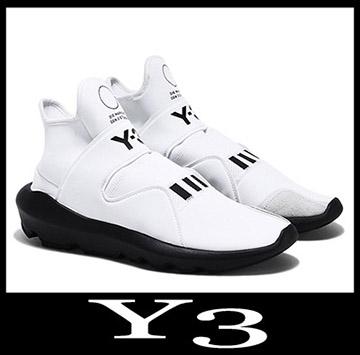 Sneakers Y3 2018 2019 Men's New Arrivals Fall Winter 5