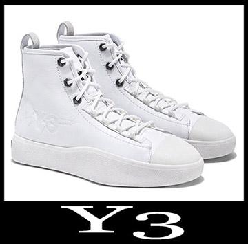 Sneakers Y3 2018 2019 Men's New Arrivals Fall Winter 6