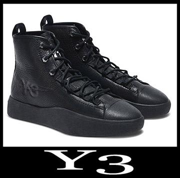 Sneakers Y3 2018 2019 Men's New Arrivals Fall Winter 7