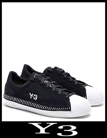 Sneakers Y3 2018 2019 Women's New Arrivals Winter 16