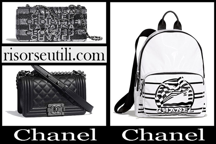 Bags Chanel 2018 2019 Women's New Arrivals Fall Winter