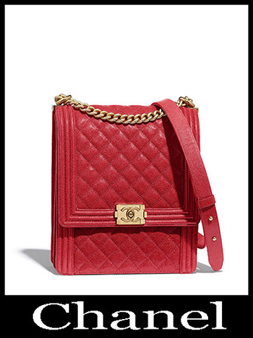 Bags Chanel 2018 2019 Women's New Arrivals Winter 18