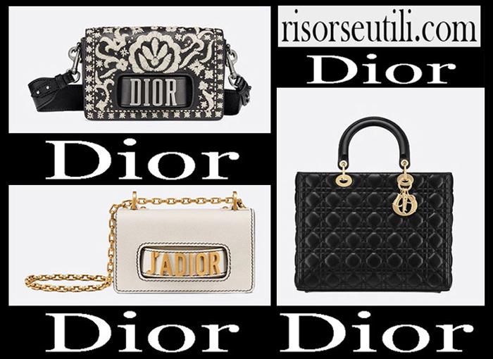 Bags Dior 2018 2019 Women's New Arrivals Fall Winter