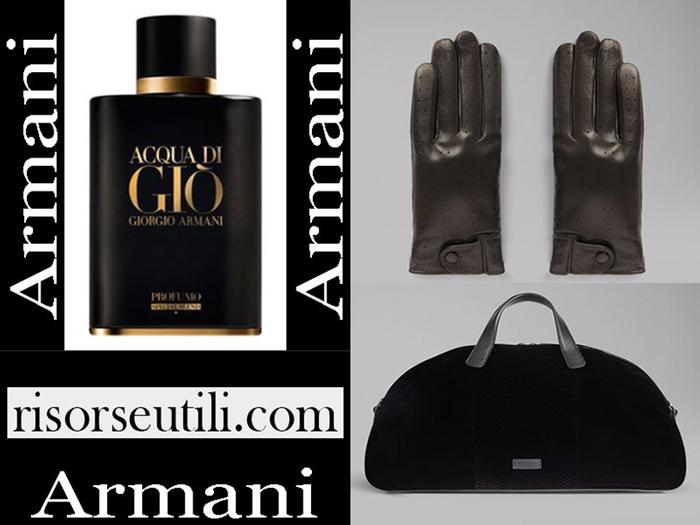 Gift Ideas Armani Men's Accessories New Arrivals