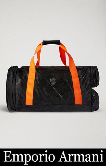 Gift Ideas Emporio Armani Men's Accessories New Arrivals 1