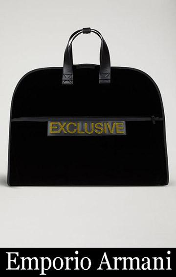 Gift Ideas Emporio Armani Men's Accessories New Arrivals 3