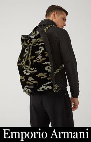 Gift Ideas Emporio Armani Men's Accessories New Arrivals 4