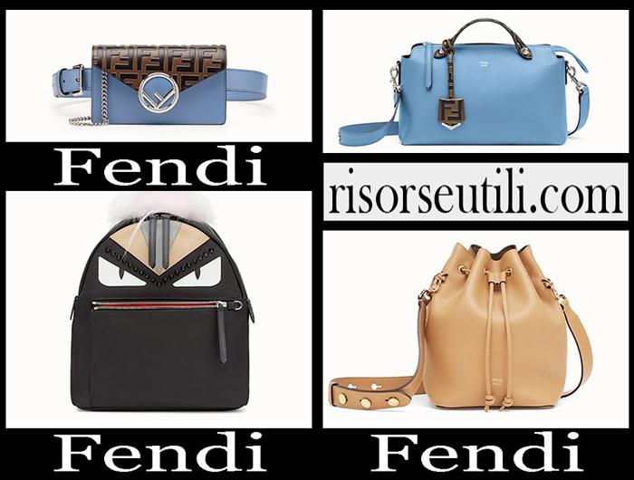 New Arrivals Fendi 2018 2019 Women's Handbags