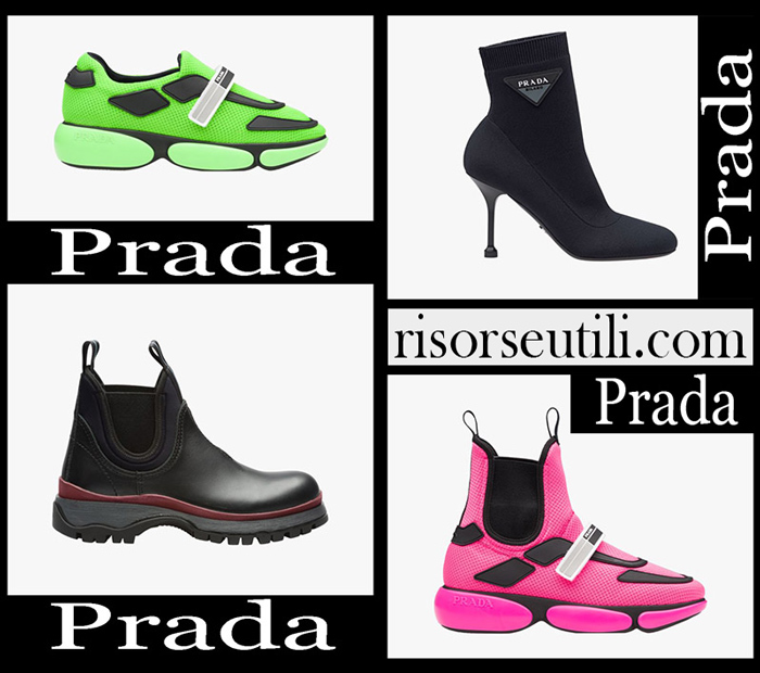 New Arrivals Prada 2018 2019 Women's Accessories