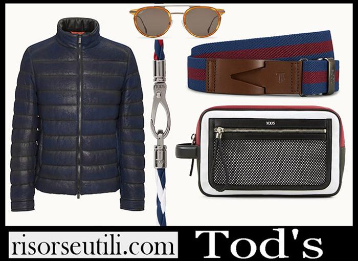 New Arrivals Tod's 2019 Men's Accessories