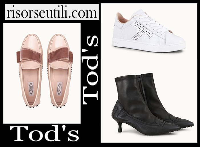 New Arrivals Tod's 2019 Women's Accessories
