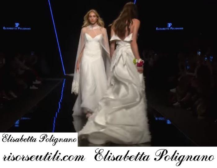 New Arrivals Bridal Elisabetta Polignano 2019 Wedding Dresses