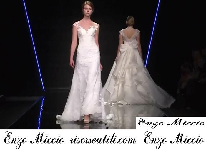 New Arrivals Bridal Enzo Miccio 2019 Wedding Dresses