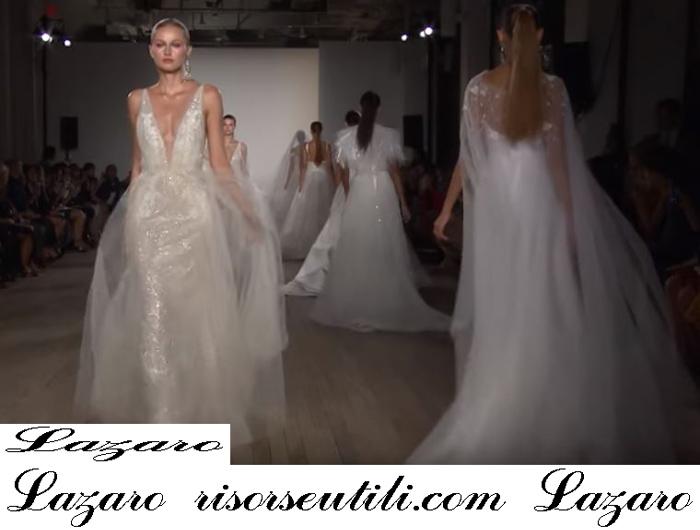 New Arrivals Bridal Lazaro 2019 Wedding Dresses