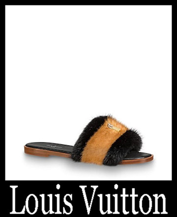 Shoes Louis Vuitton 2018 2019 Women's New Arrivals 19