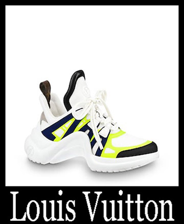 Shoes Louis Vuitton 2018 2019 Women's New Arrivals 27