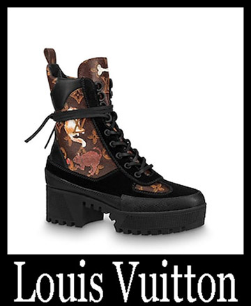 Shoes Louis Vuitton 2018 2019 Women's New Arrivals 31