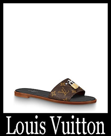 Shoes Louis Vuitton 2018 2019 Women's New Arrivals 34