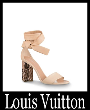 Shoes Louis Vuitton 2018 2019 Women's New Arrivals 4