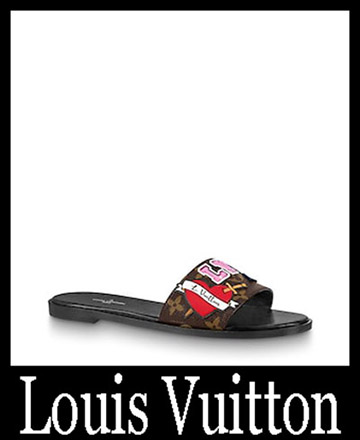 Shoes Louis Vuitton 2018 2019 Women's New Arrivals 9
