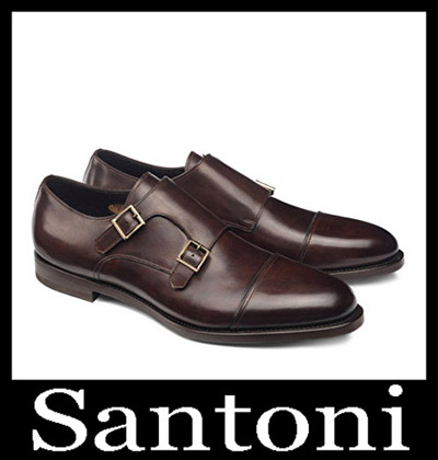 Shoes Santoni 2018 2019 Men's New Arrivals Winter 11