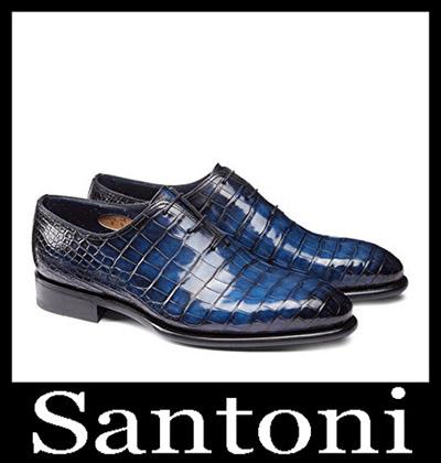 Shoes Santoni 2018 2019 Men's New Arrivals Winter 14
