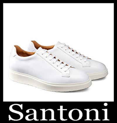 Shoes Santoni 2018 2019 Men's New Arrivals Winter 15