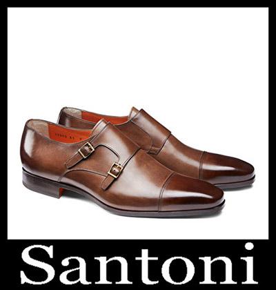 Shoes Santoni 2018 2019 Men's New Arrivals Winter 25